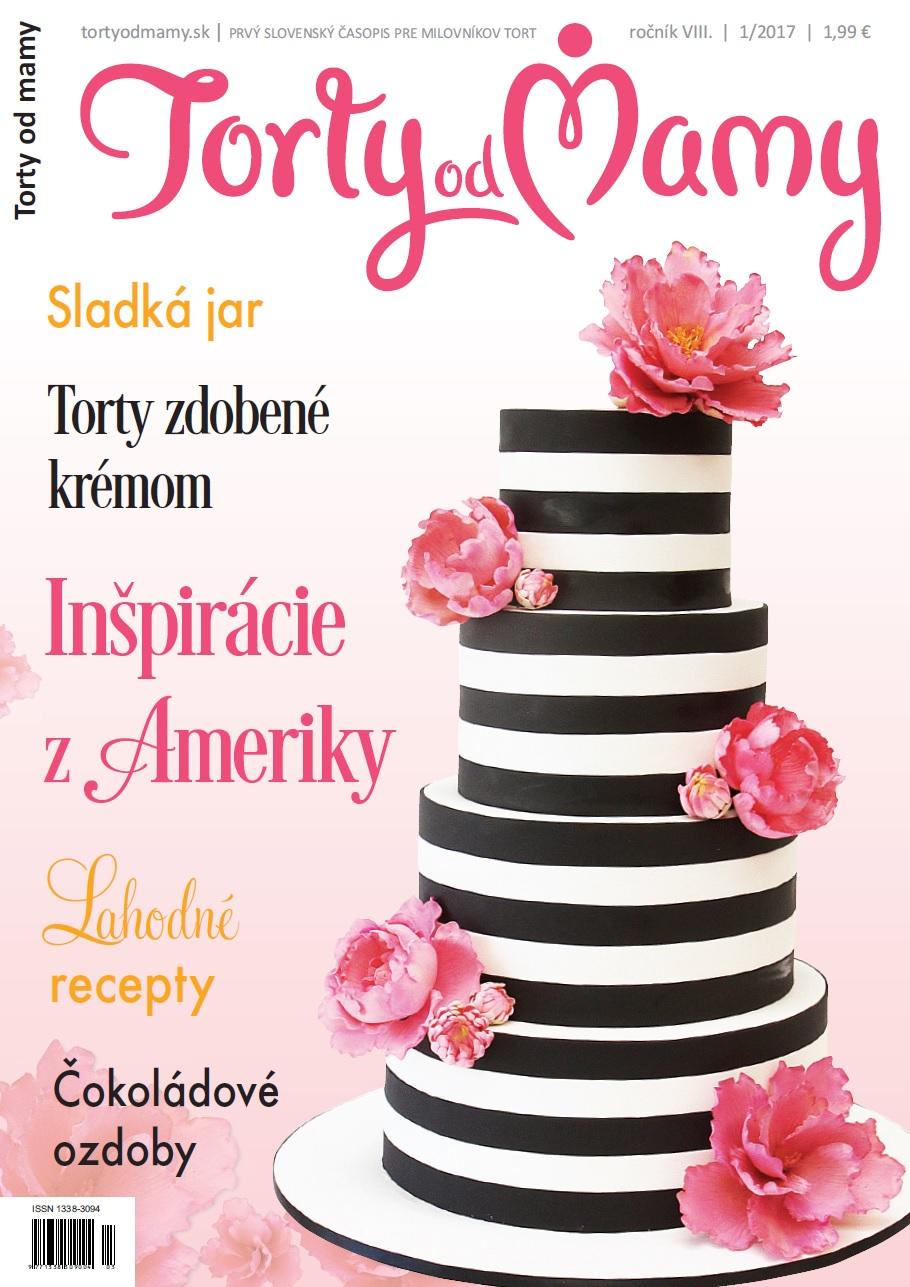 316ac5fec5 Nové inšpirácie a trendy v časopise Torty od mamy - Tortyodmamy.sk