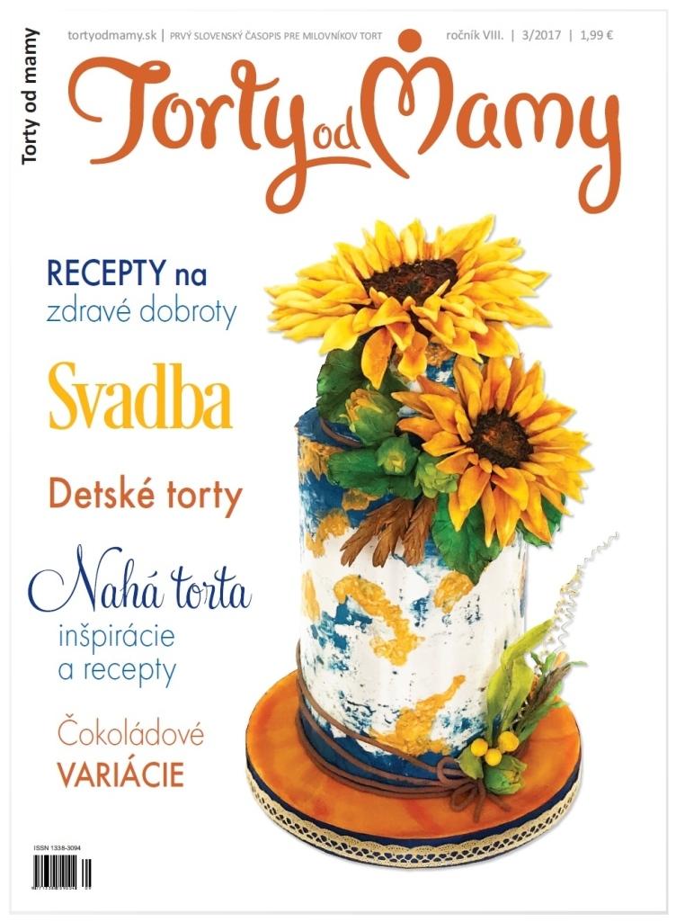 Časopis Torty od mamy
