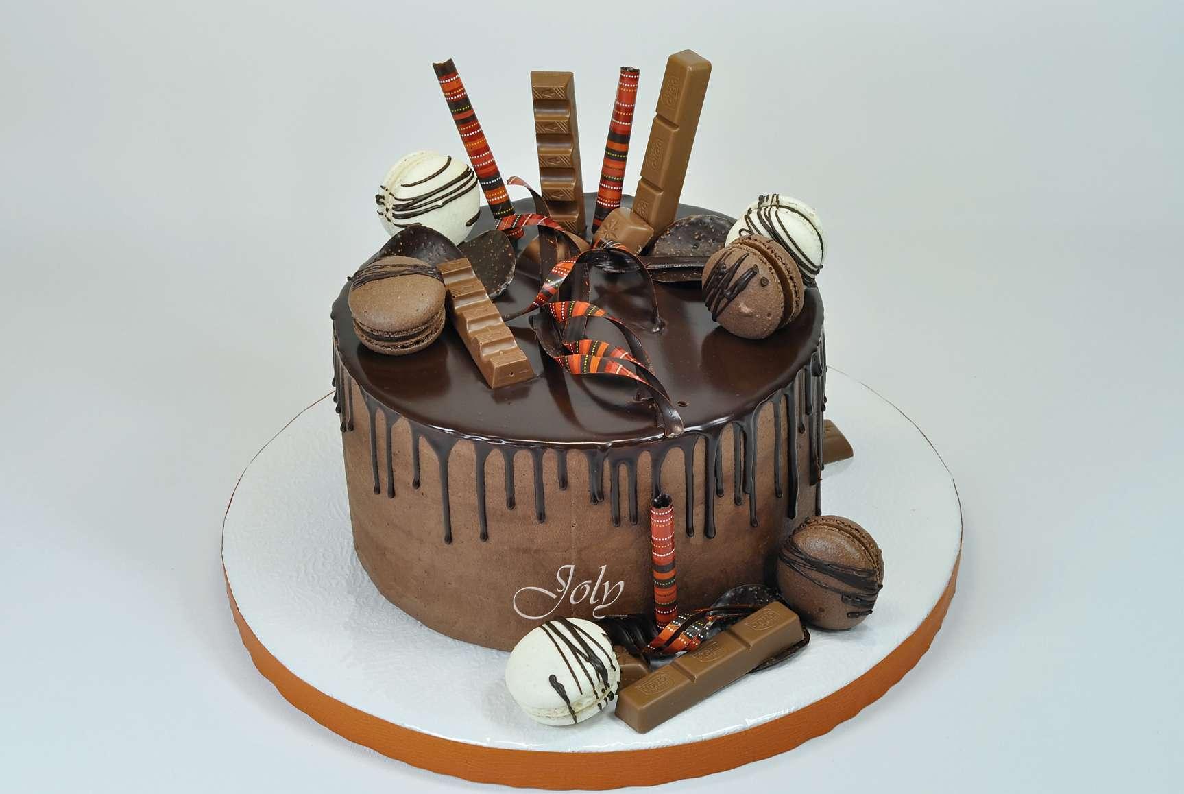 Drip Cake Torta Drip Torty Tortyodmamy Sk