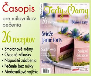 Jarné číslo časopisu Torty od mamy 2019