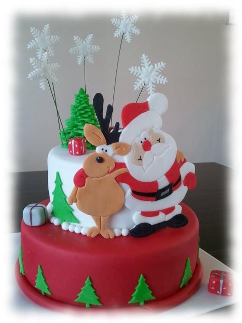 Vianočné torty  fd2359e38c9