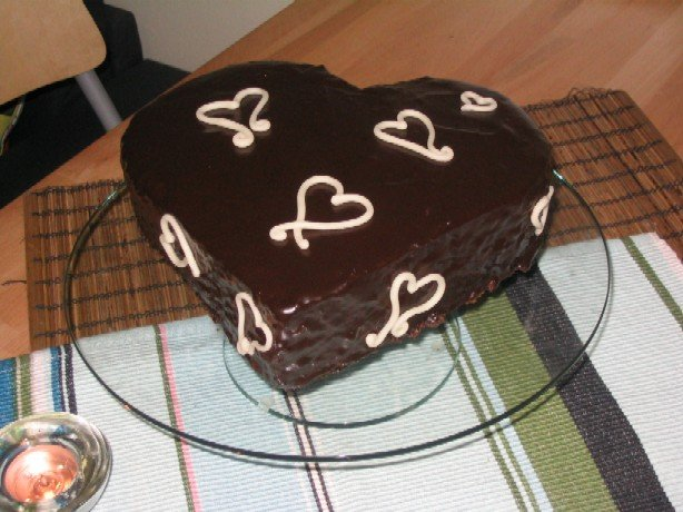 Sacher torta, Autor: klufka