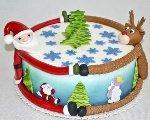 Vianočné torty