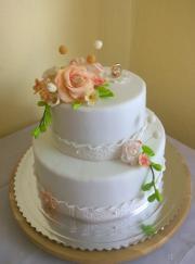 Jemná svadobná