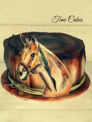 maľovaný koník