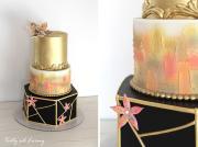 Torta Taká...umelecká :-)