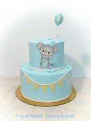 Torta Pre malého Myška ... :)
