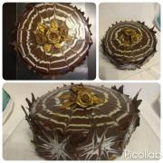 Torta Exkluzivna cokoladova