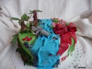 Torta Dvojoslava narodeniny