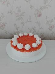 Torta Šľahačkovo-smotanová torta