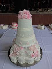Torta v ružovom