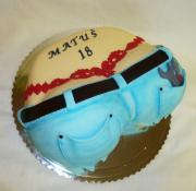 Torta Matuš 18