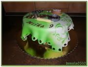 Torta malej cukrárke