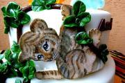 Torta Tigrie mláďa