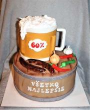 Torta S pivkom
