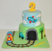 Torta Chlapčenská tortička