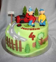 Torta A je to