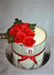Torta S ružami