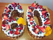 Torta medová