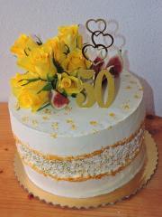 Torta výročie