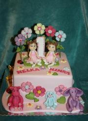 Torta Pre dvojčatá