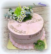 Torta dve výročia