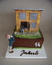 Torta Ej, zajac!