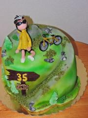 Torta cyklo