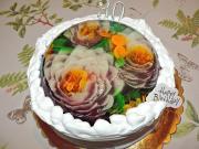 Torta želatínová krása