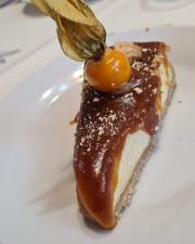 Torta slaný karamel