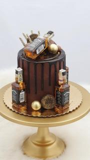 Torta Minitortička pre pána