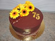Torta kvetinková
