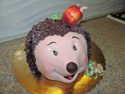 Torta ježuro