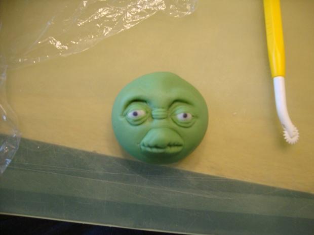 Star wars - Yoda 4