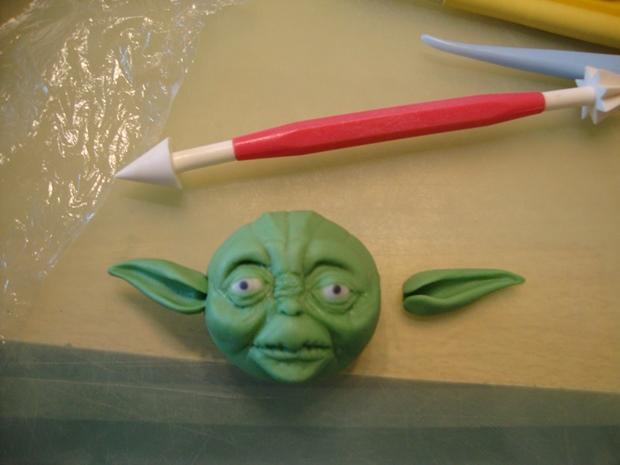 Star wars - Yoda 8