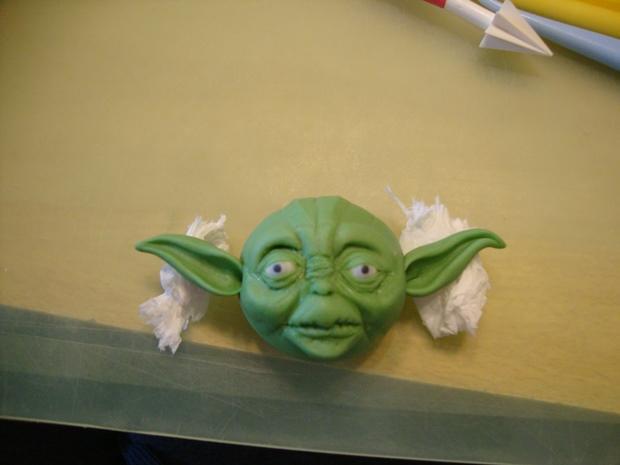 Star wars - Yoda 9