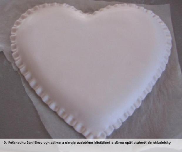 Fotopostup - Torta otvorené srdce 9