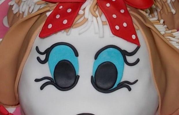 Torta psík 8