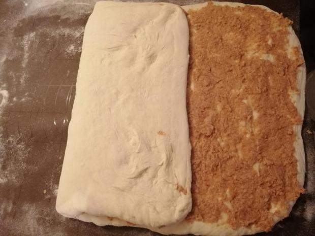 Oškvarkové pagáče mojej babky - recept postup 10