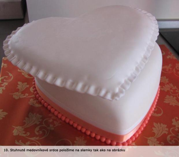 Fotopostup - Torta otvorené srdce 10
