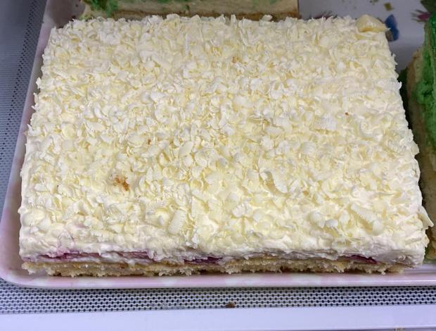 Jahodové pokušenie s bielou čokoládou  - recept