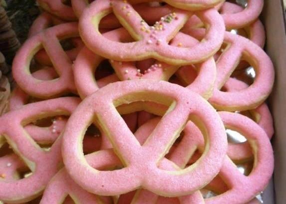 Citrónové praclíky - recept