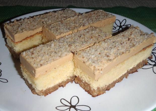 Karamelový krém so salkom