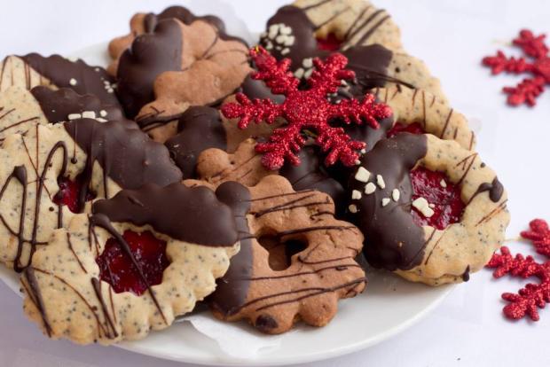Recepty na vianočné zákusky