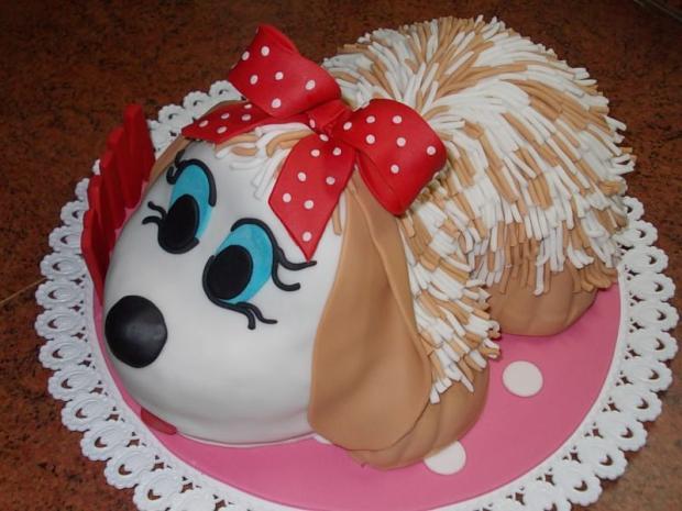 Torta psík 9