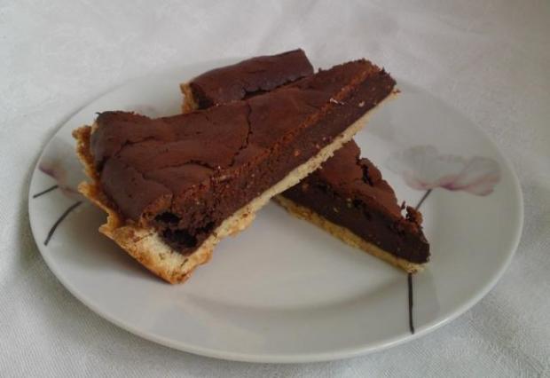 ♣ Čokoládový cheesecake ♣. - recept