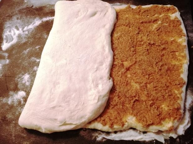 Oškvarkové pagáče mojej babky - recept postup 5