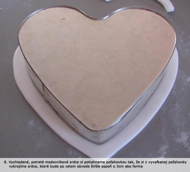 Fotopostup - Torta otvorené srdce 8
