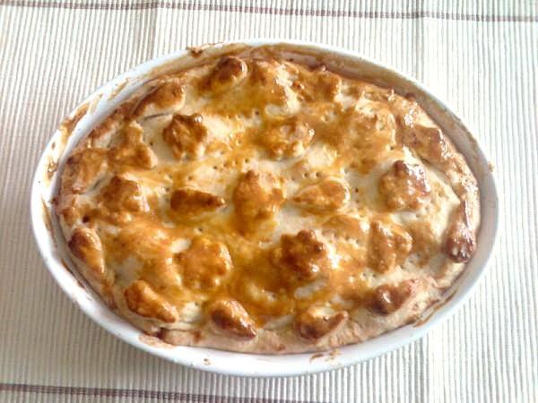 American Apple Pie (Americký jablkový koláč) - recept
