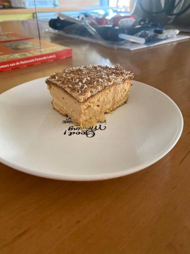 Karamelove pokusenie - recept postup 1